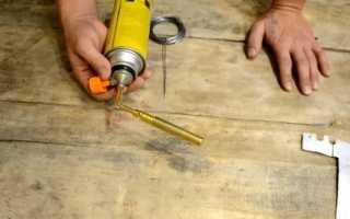 Пайка алюминия своими руками в домашних условиях