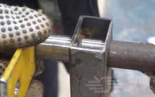 Механический орехокол из различного металлолома