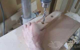 Как сделать круглые деревянные палочки с помощью кондуктора