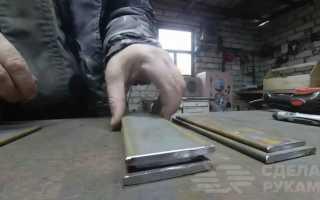 Как сделать металлические губки для слесарных тисов