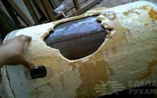 Универсальная походная печь-мангал под казан