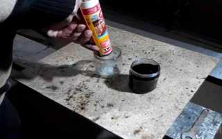 Как сделать недорогую краску с водоотталкивающим эффектом