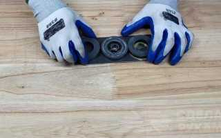 Магнитный «веник» для уборки в мастерской и гараже