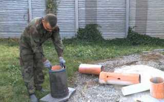 Как сделать железобетонную ракетную печь своими руками