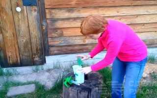 Как сделать отличное средство против клещей и комаров