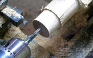 Ручная швейная машинка из ненужного хлама