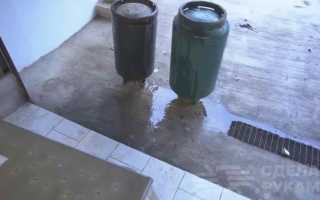 Печь-камин для дома из двух газовых баллонов