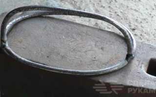 Садовая фигура из металла и камня своими руками
