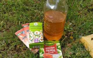 Эффективное средство против муравьев в саду