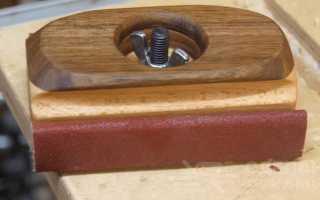 Шлифовальный блок для ручной шлифовки