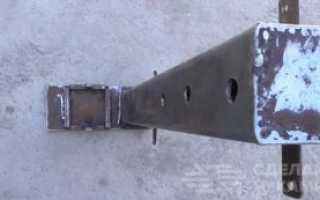 Компактный кольщик дров на гидравлике
