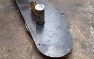 Мощный инструмент для сгибания арматуры