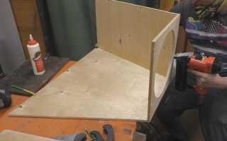 Бюджетная система пылеудаления для домашней мастерской