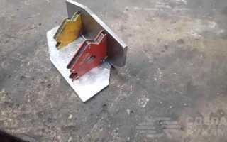 Самодельный станок для сварки металла в трёх плоскостях