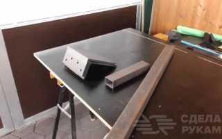 Кондуктор для сварки заготовок под разными углами