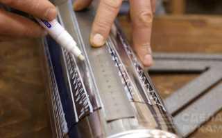 Вертикальный мангал из куска круглой трубы из нержавейки