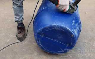 Как сделать лодку из пластиковых бочек