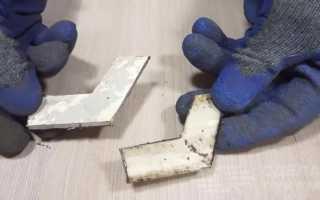Слесарные тисы с быстрозажимным механизмом