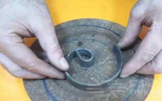 Гибочный станок для холодной ковки фигурных элементов