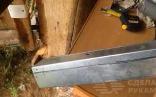 Как сделать простую ловушку для кротов и крыс
