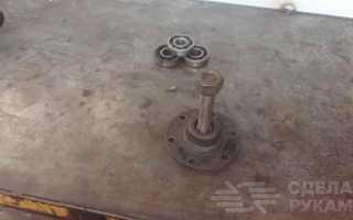 Стойка для ремонта двигателей мотоциклов и мопедов