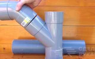 Кормушка для кур из пластиковой трубы