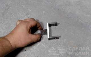 Мини станок для шлифовки на базе маленькой УШМ