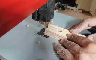 Очень простые быстрозажимные струбцины из обрезков фанеры