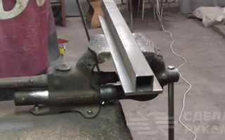 Гибочный станок для создания декоративных корзинок из металла