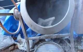 Колпаки для столбов по технологии мытого бетона