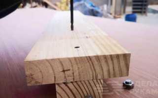 Как сделать токарный станок по дереву на скорую руку