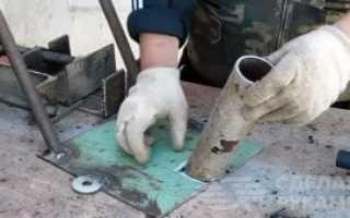 Самодельная мини-дробилка из болгарки