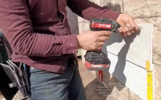 Самодельный инструмент для облицовки стен «ёлочкой»