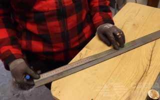 Монтажка для укладки ламината из подручных материалов