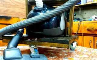 Самодельный недорогой циклон для бытового пылесоса