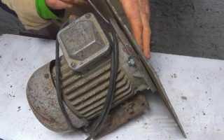 Самодельная мини дробилка для измельчения веток