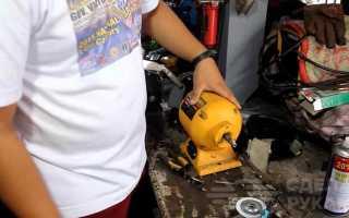 Как сделать гриндер на базе электроточила
