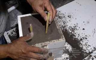 Рихтовочный молоточек из остатков меди и бронзы своими руками
