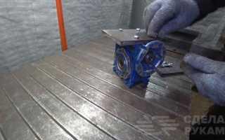 Гибочный станок для металла с электроприводом