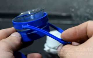 Тубус для электродов из ПВХ трубы и пластиковых бутылок