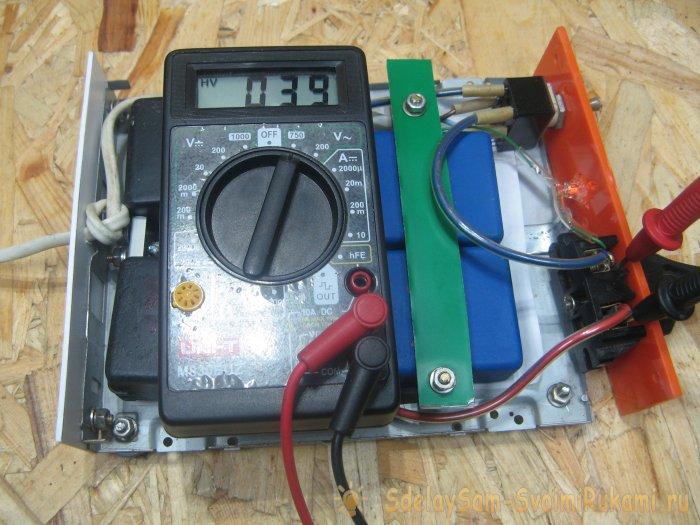 Включаем низковольтовый паяльник в сеть 220 без трансформатора