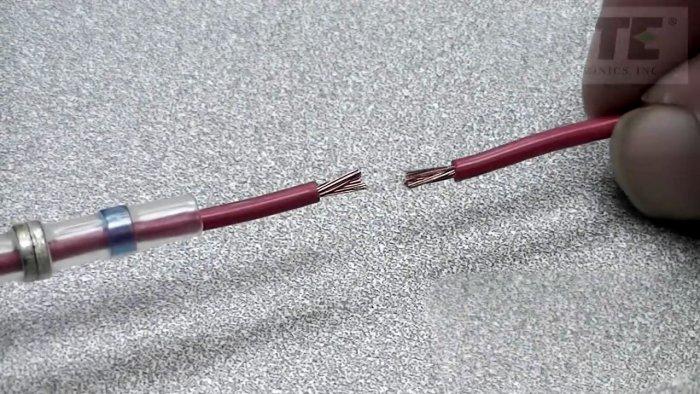 Инновационный способ соединить два провода