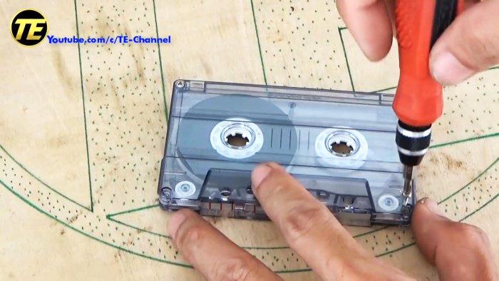 Как сделать Bluetooth кассету