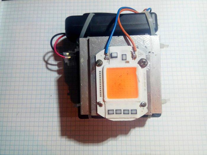 Как запитать кулер для охлаждения LED матрицы на 220 В